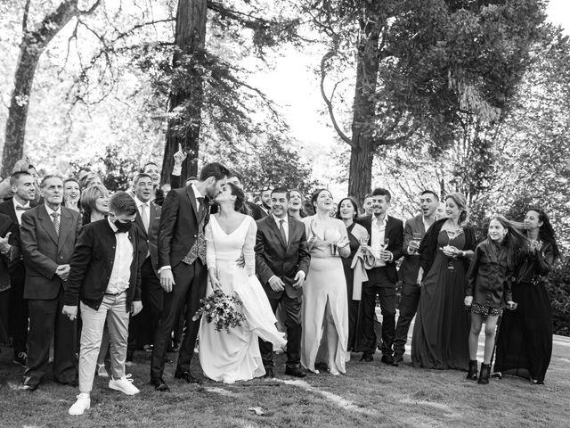La boda de David y Elena en Soutomaior, Pontevedra 48