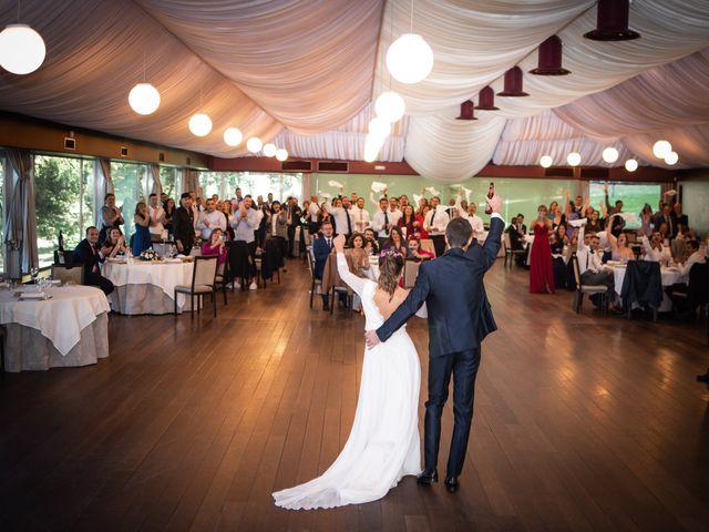 La boda de David y Elena en Soutomaior, Pontevedra 53