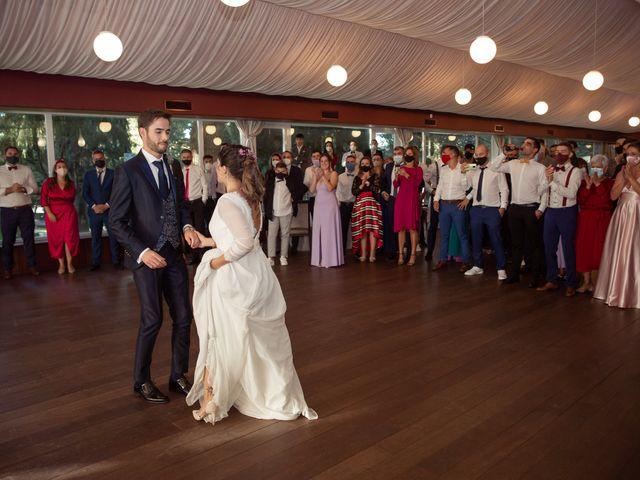 La boda de David y Elena en Soutomaior, Pontevedra 54