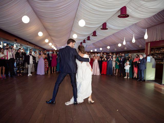 La boda de David y Elena en Soutomaior, Pontevedra 55