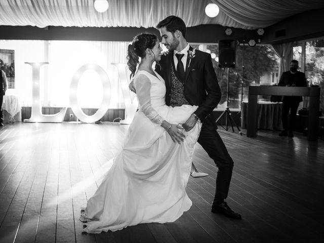 La boda de David y Elena en Soutomaior, Pontevedra 57
