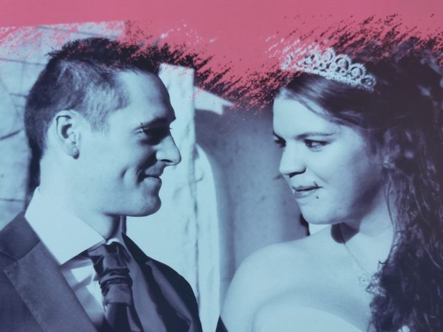La boda de Daniel y Estefanía en Yeles, Toledo 16