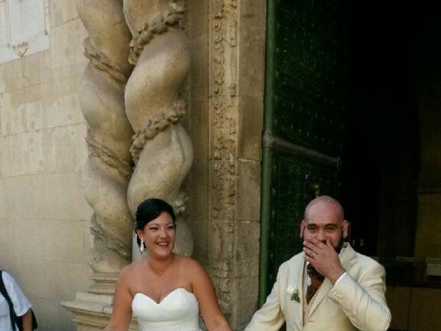 La boda de Pablo y Gemma en Alacant/alicante, Alicante 9