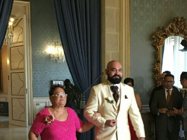 La boda de Pablo y Gemma en Alacant/alicante, Alicante 12