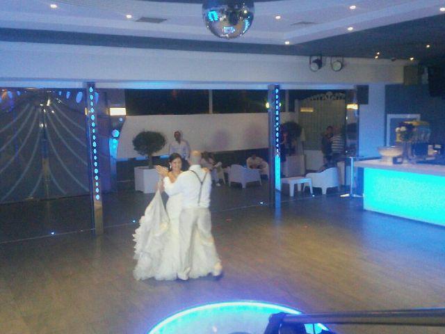 La boda de Pablo y Gemma en Alacant/alicante, Alicante 2