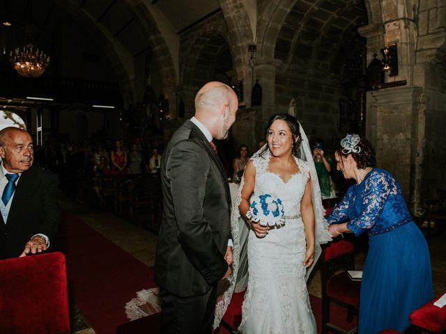 La boda de Mino y Raquel en Redondela, Pontevedra 31