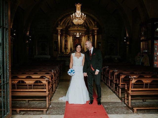 La boda de Mino y Raquel en Redondela, Pontevedra 37