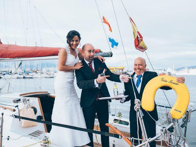 La boda de Mino y Raquel en Redondela, Pontevedra 42