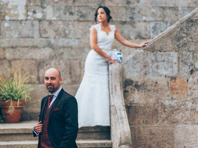 La boda de Mino y Raquel en Redondela, Pontevedra 58