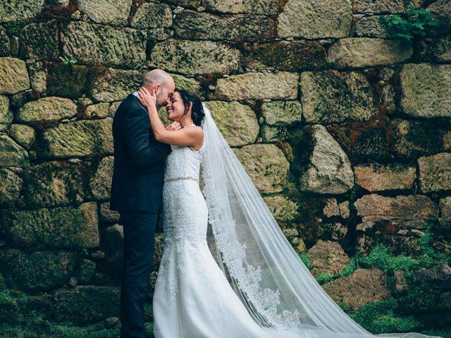 La boda de Mino y Raquel en Redondela, Pontevedra 62