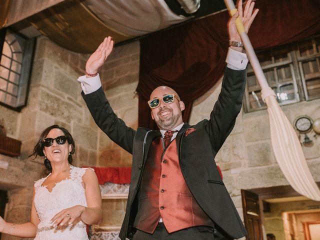 La boda de Mino y Raquel en Redondela, Pontevedra 75