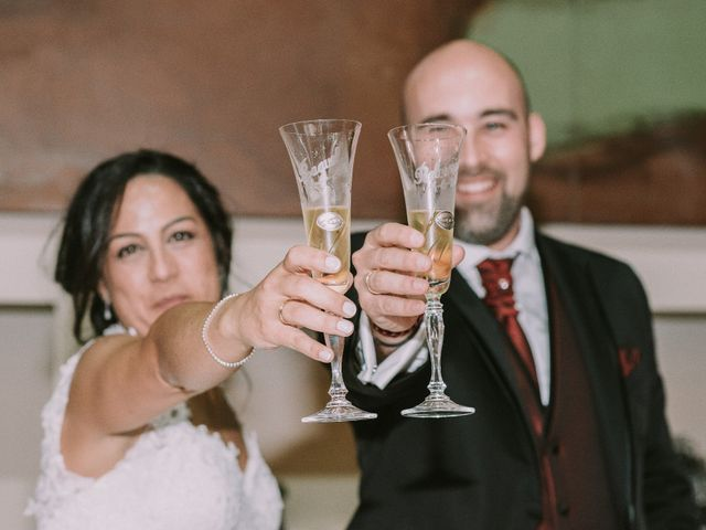 La boda de Mino y Raquel en Redondela, Pontevedra 76
