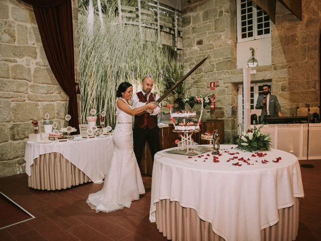 La boda de Mino y Raquel en Redondela, Pontevedra 77