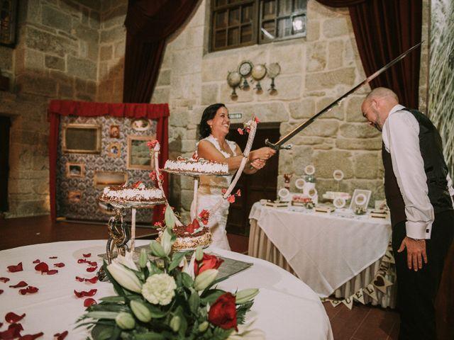 La boda de Mino y Raquel en Redondela, Pontevedra 78