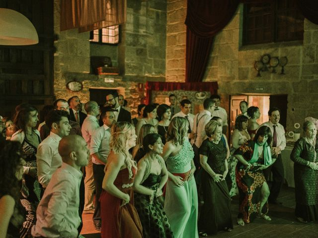 La boda de Mino y Raquel en Redondela, Pontevedra 83