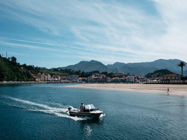 La boda de Iñaki y Irene en Luces, Asturias 1