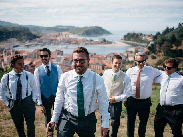 La boda de Iñaki y Irene en Luces, Asturias 12