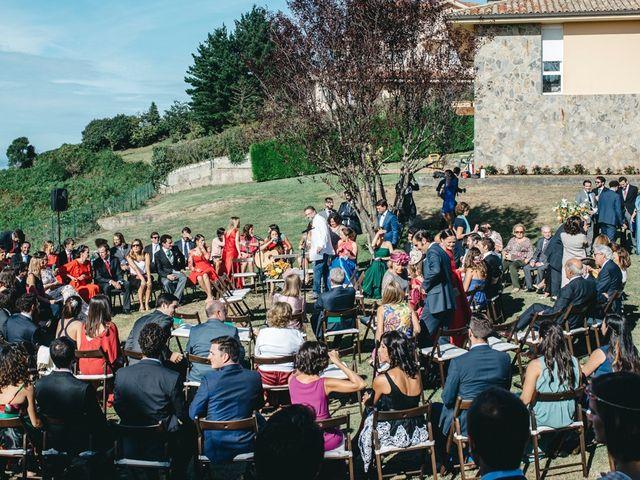 La boda de Iñaki y Irene en Luces, Asturias 13