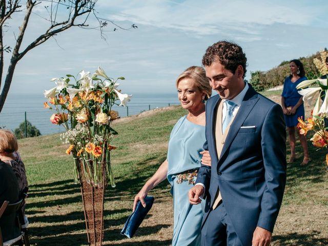 La boda de Iñaki y Irene en Luces, Asturias 14