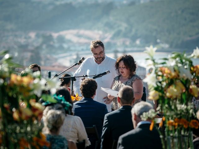 La boda de Iñaki y Irene en Luces, Asturias 56