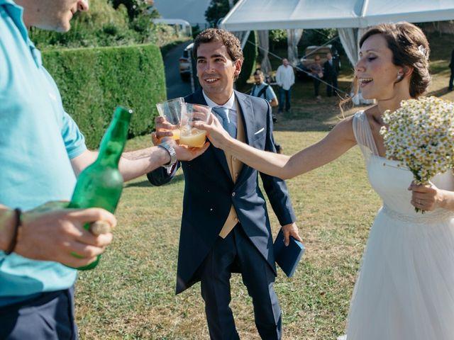 La boda de Iñaki y Irene en Luces, Asturias 76
