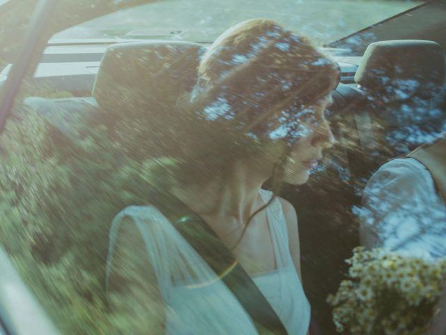 La boda de Iñaki y Irene en Luces, Asturias 87