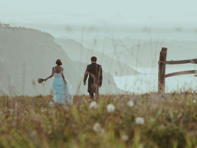 La boda de Iñaki y Irene en Luces, Asturias 99
