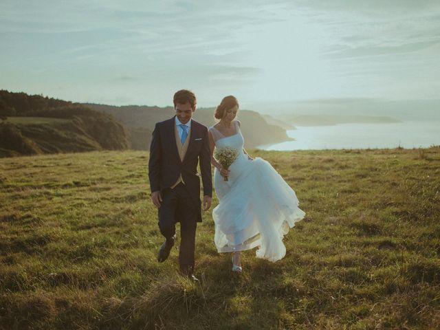 La boda de Iñaki y Irene en Luces, Asturias 111
