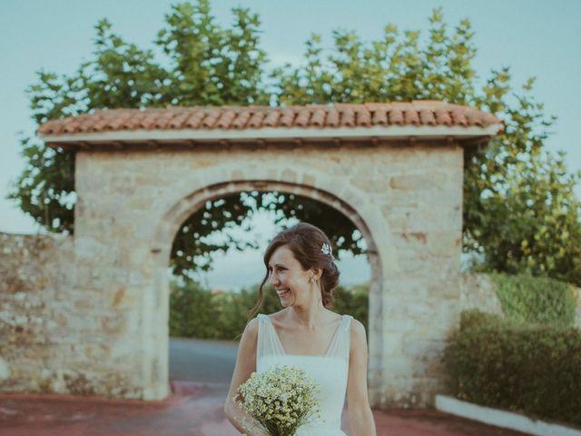 La boda de Iñaki y Irene en Luces, Asturias 113