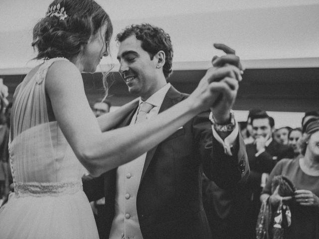 La boda de Iñaki y Irene en Luces, Asturias 124