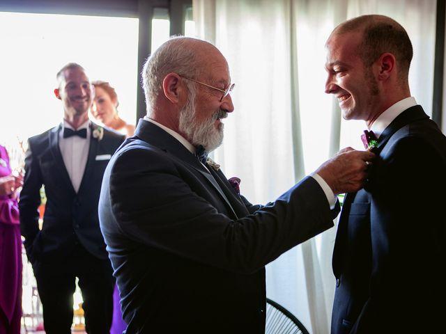 La boda de Gustavo y Gemma en Sant Fost De Campsentelles, Barcelona 9
