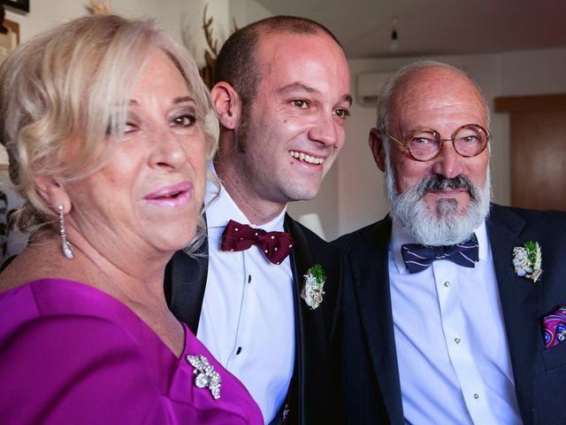 La boda de Gustavo y Gemma en Sant Fost De Campsentelles, Barcelona 11