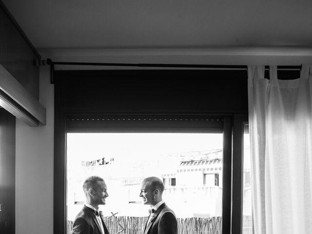 La boda de Gustavo y Gemma en Sant Fost De Campsentelles, Barcelona 13