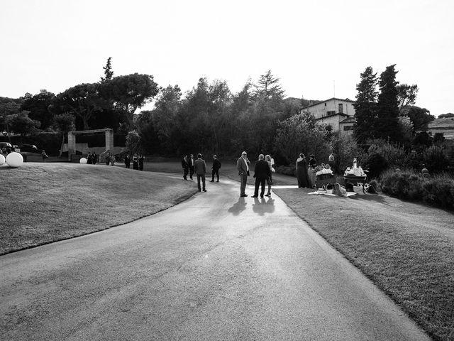 La boda de Gustavo y Gemma en Sant Fost De Campsentelles, Barcelona 44