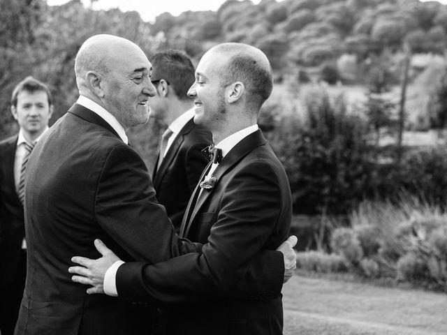La boda de Gustavo y Gemma en Sant Fost De Campsentelles, Barcelona 45