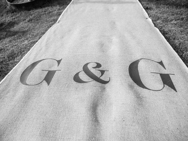 La boda de Gustavo y Gemma en Sant Fost De Campsentelles, Barcelona 46