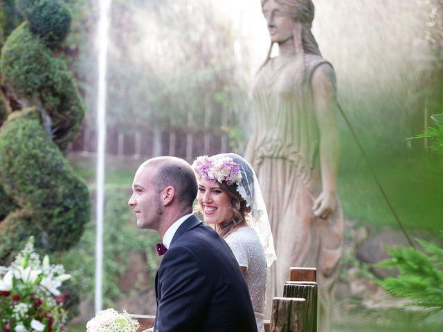 La boda de Gustavo y Gemma en Sant Fost De Campsentelles, Barcelona 55