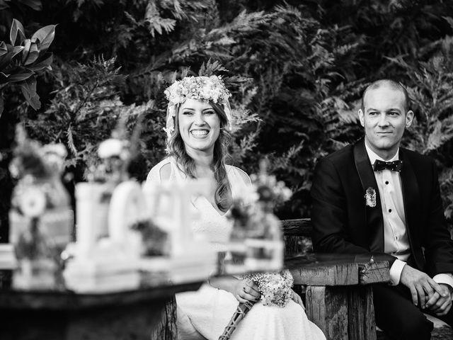 La boda de Gustavo y Gemma en Sant Fost De Campsentelles, Barcelona 57