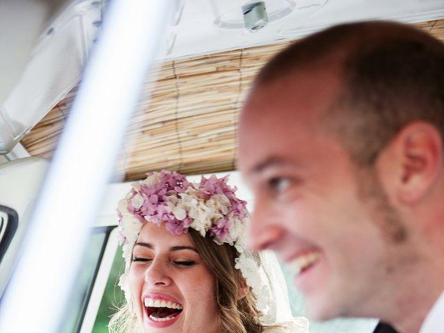 La boda de Gustavo y Gemma en Sant Fost De Campsentelles, Barcelona 63