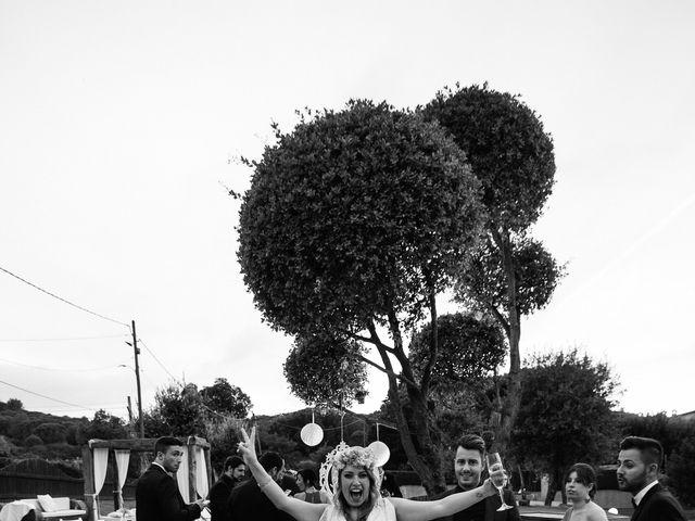 La boda de Gustavo y Gemma en Sant Fost De Campsentelles, Barcelona 68