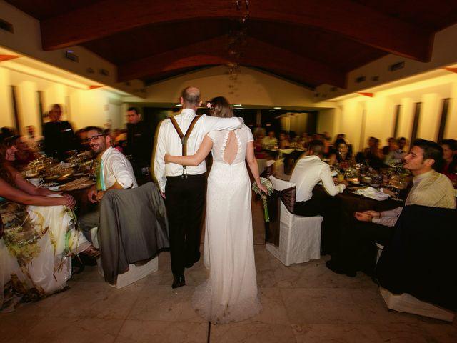 La boda de Gustavo y Gemma en Sant Fost De Campsentelles, Barcelona 80