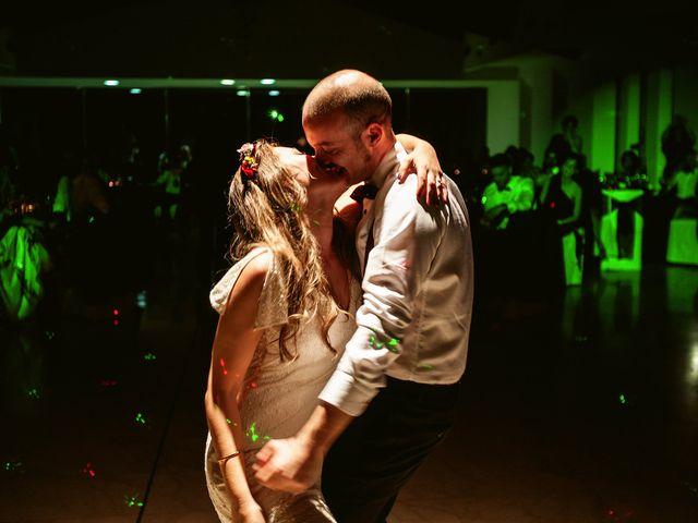 La boda de Gustavo y Gemma en Sant Fost De Campsentelles, Barcelona 83