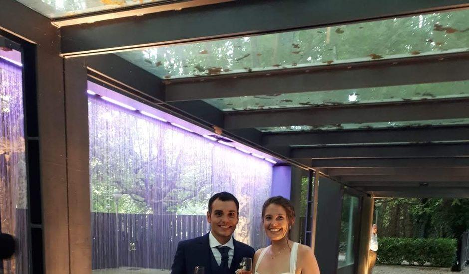 La boda de Imanol y Coral  en Olot, Girona