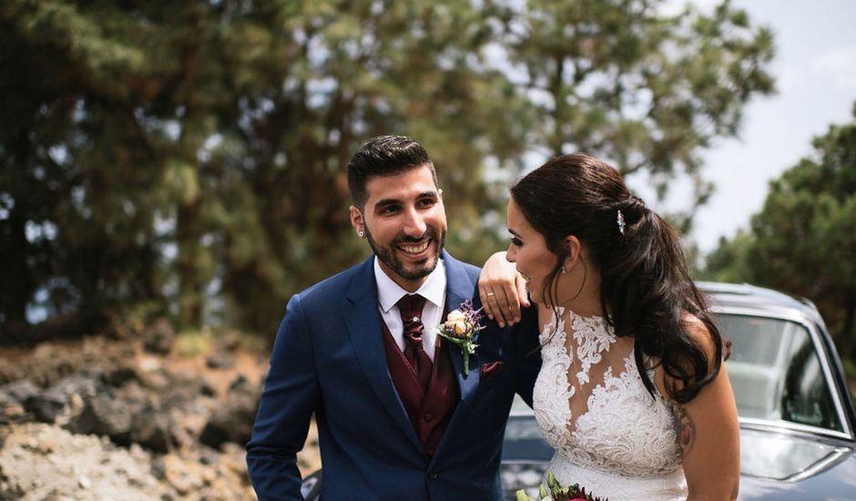La boda de Airam y Yaiza en San Cristóbal de La Laguna, Santa Cruz de Tenerife