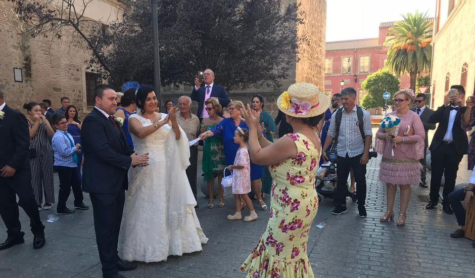 La boda de Ricardo y Jessy en Talavera De La Reina, Toledo