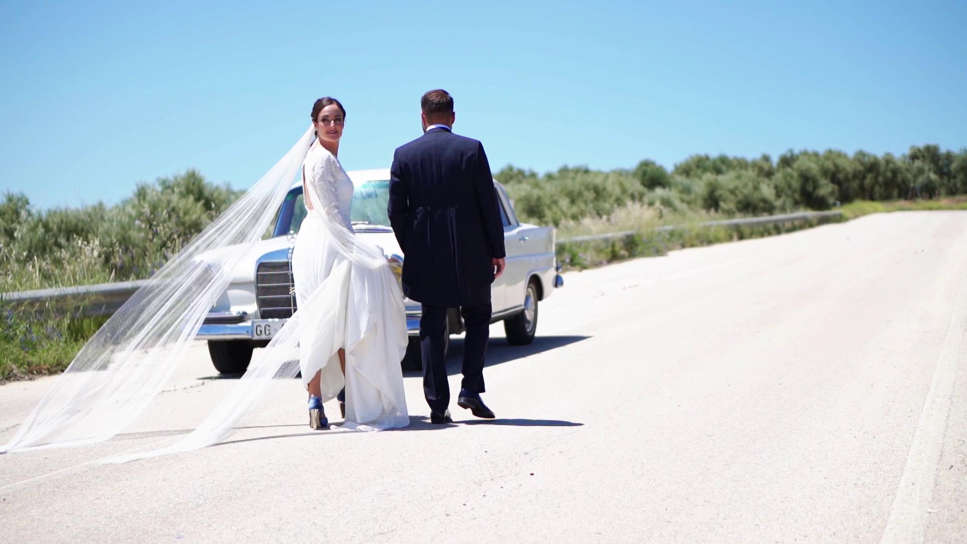 La boda de Miguel y Ana en Baeza, Jaén
