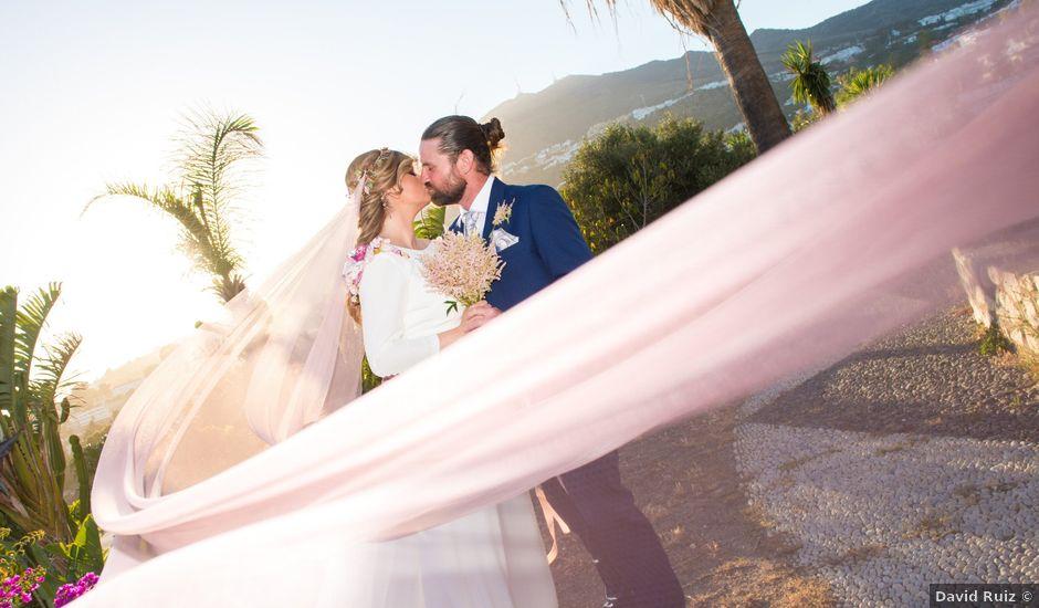 La boda de Roberto y Agueda en Benalmadena Costa, Málaga