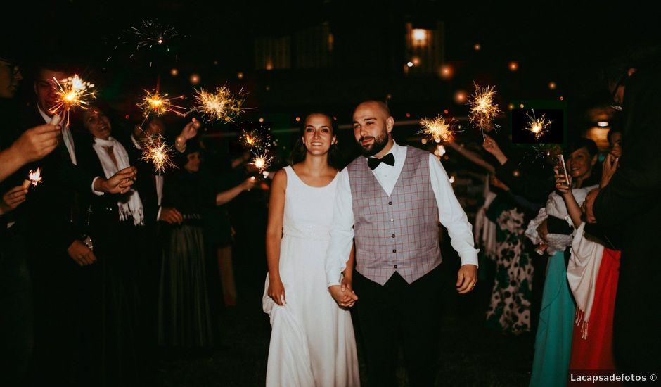 La boda de Alex y Meri en Puigcerda, Girona