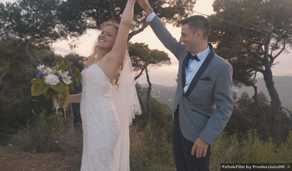 La boda de Marc y Paulina en Granollers, Barcelona