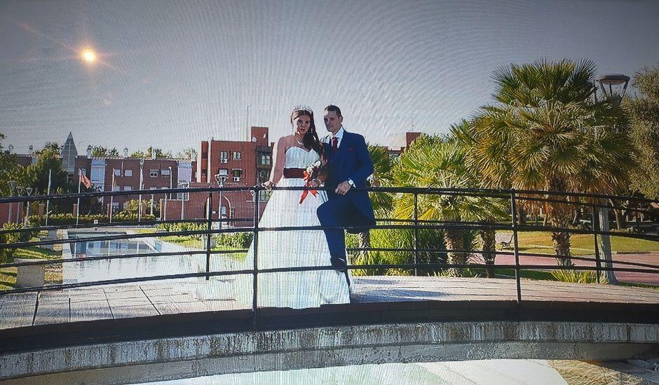La boda de Daniel y Estefanía en Yeles, Toledo